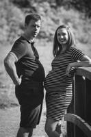 Katie & Carl Graham, Pregnancy Photoshoot